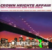 Crown Heights Affair -100% Essential New York Disco CD - 2003