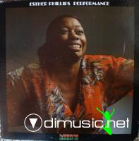 Esther Phillips - Performance LP - 1974