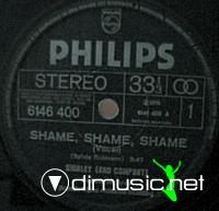 Shirley & Co. - Shame, Shame, Shame - 7'' - 1975