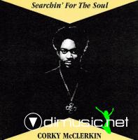 Corky McClerkin - Searching For The Soul LP - 1983