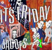 The Jadoes - It's Friday LP - 1986