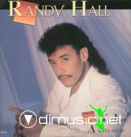Randy Hall - Love You Like A Stranger LP - 1988