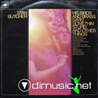 Stan Butcher & his Birds And Brass - Sauin' Someting Stupid And Other Things LP - 1967