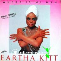 Eartha kitt - Where Is My Man - 12'' - 1983