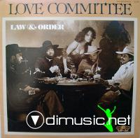 Love Committee - Law And Order (Vinyl, LP, Album) 1978