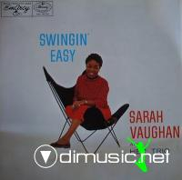 Sarah Vaughan - Swingin' Easy LP - 1957