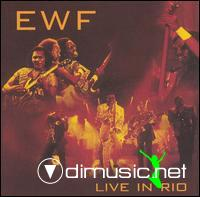 Earth, Wind & Fire - Live In RIO CD - 2002
