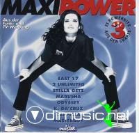 Various - Maxi Power Vol. 3 (1994)