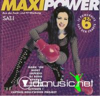 Various - Maxi Power Vol. 6 (1995)