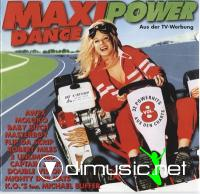 Various - Maxi Power Vol. 8 (1996)