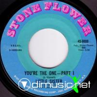 Little Sister - You're The One - 7'' - 1970