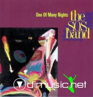The SOS Band - One Of Many Nights CD - 1991