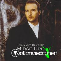 Cover Album of Midge Ure & Ultravox - The Very Best Of Midge Ure & Ultravox