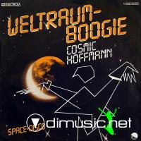 Cosmic Hoffmann - Weltraumboogie - Single 7''-  1982