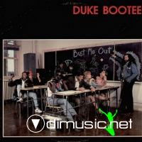Duke Bootee - Bust Me Out LP - 1984