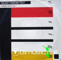 Galaxy - Dancing Tight - 12'' - 1983