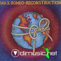 Max Romeo - Reconstruction LP - 1977