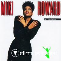 Miki Howard - Love Confessions LP - 1987