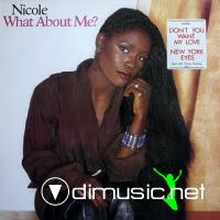 Nicole - What About Me LP - 1985