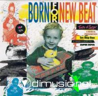 Various - Born For New Beat (1989)