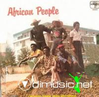 Orchestra Tumba Africa - African People LP - 1978