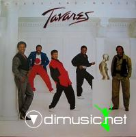 Tavares - Words And Music LP - 1983