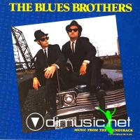 The Blues Brothers - The Blues Brothers Soundtrack (1980)