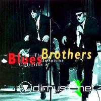 The Blues Brothers - Definitive Collection (1992) [flac+mp3]