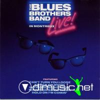 The Blues Brothers - Live In Montreux (1990) [flac+mp3]