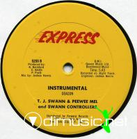 T. J. Swann & Peewee Mel & Swann Controllers – Maximus Party - 12'' - 1980
