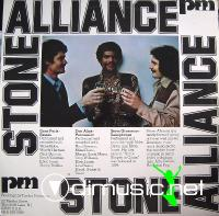 Stone Alliance - Stone Alliance (1976) LP