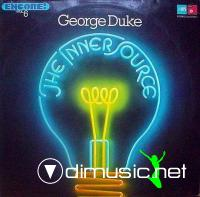 George Duke - The Inner Source LP - 1976