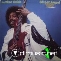 Luther Rabb - Street Angel LP - 1979