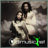 Ashford & Simpson - So So Satisfied LP -1977