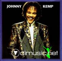 Johnny Kemp - Johnny Kemp LP - 1986