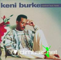 Keni Burke - Nothin' But Love LP - 1998