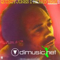 Quincy Jones - I Heard That LP - 1976