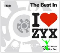 Various - The Best In I Love ZYX (3xCD)