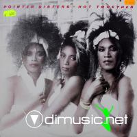 Pointer Sisters - Hot Together LP - 1986