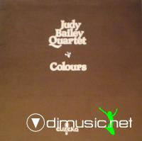 Judy Bailey Quartet - Colours LP - 1976