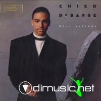 Chico DeBarge - Kiss Serious LP - 1987