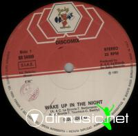 D.D. Sound - Wake Up In The Night - 12'' - 1981