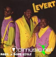 Levert - Rope A Dope Style CD - 1990