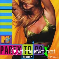 VA - MTV: Party To Go Vol 2 CD - 1992