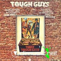 Isaac Hayes - Three Tough Guys OST LP - 1974