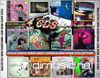 Various - Italo-Disco Mega Best Unreleased Rare Collection