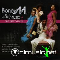 Boney M. - Let It All Be Music - The Party Album