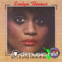 Evelyn Thomas - Have A Little Faith In Me LP - 1979 Reissued 1996