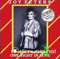 Joy Peters - One Night In Love (1987)