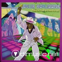 Enois Scroggins - One For Funk And Funk For All CD - 2009